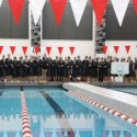 Girls Swim vs Northview 8.27.15
