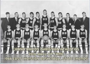 1966 State Champ team