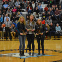 Girls Tennis Individual State Championship Celebration