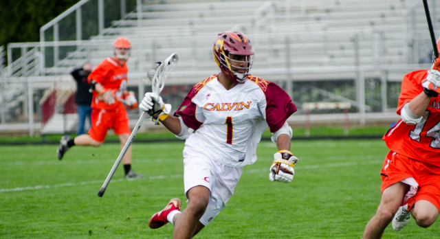 Eagle Alumnus Noah Nedd (Class 2015)  named to All-MIAA first team in men's lacrosse!