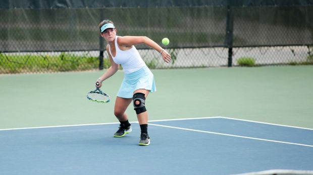 Young Grand Rapids Christian girls tennis team thrilled with second place finish at Division 3 finals