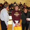 Boys Basketball, Cheerleading, & Dance Senior Night  (2/15/13)