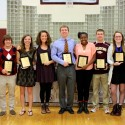 2013 Fall Sport Chiefs Award Winners
