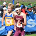 2014 Boys State Cross Country Championship – 5th Place