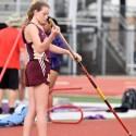 2015 IHSAA Girl's Regional Track & Field – Brebeuf Jesuit 4 X 800 Relay Team Wins Regional Title