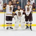 Braves Hockey Honors Seniors