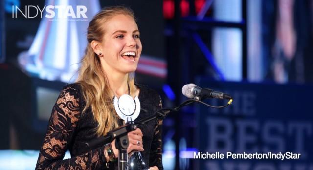 Alia Martin '17 Named All-American