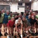 2016 – Girls Volleyball – Senior Night