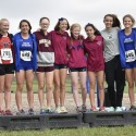 Brebeuf Girl's Varsity Cross Country Advances Two to Semi-state Meet