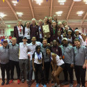 Brebeuf Jesuit Girls Win 2017 Hoosier State Relays