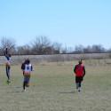 2016-17 Ultimate Frisbee Indiana Warm-Up