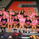 Varsity Volleyball Pink Out 2012