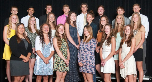 2014 Spring All Conference Athletes