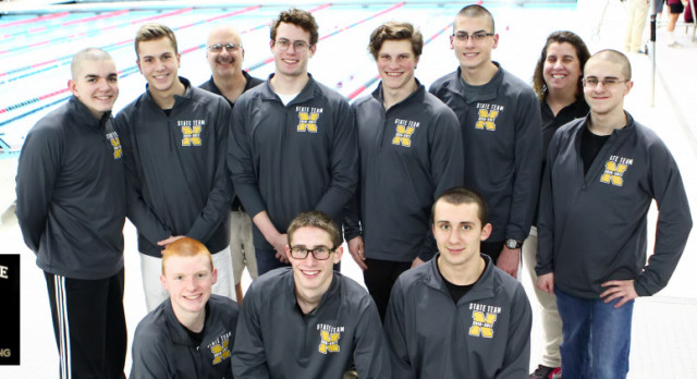 Millers finish 14th in IHSAA relay finals