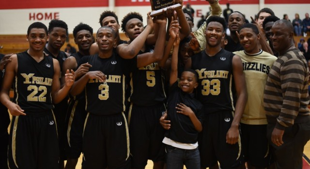 Ypsilanti boys basketball Searching out another Regional Championship
