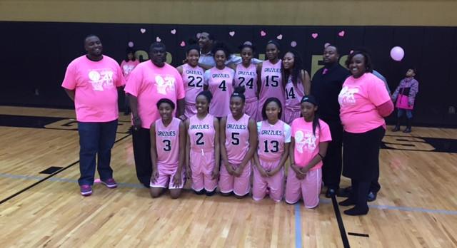 Girls Varsity Basketball remains unbeaten