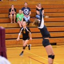2013 Volleyball Scrimmage with Cowan