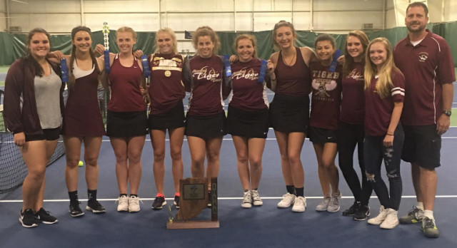 2017 Girls Tennis Sectional Champions