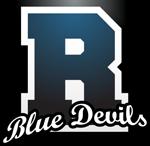 Randolph Blue devils logo