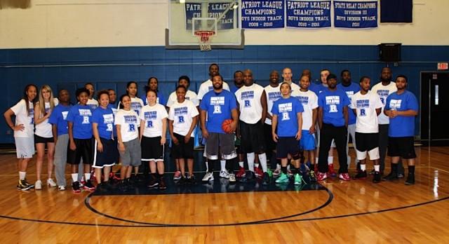 Annual Alumni Basketball Games on March 11th