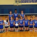 Girls Volleyball 2014
