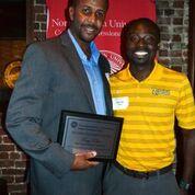 Randolph athletic director receives award