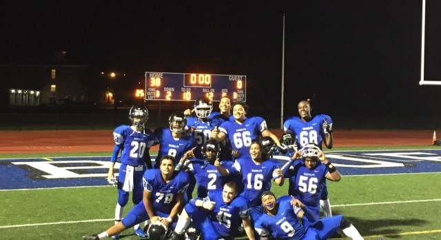 Four Football Players Named to South Shore League All-Star Team