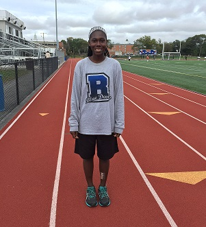 Student-Athlete of the Week: Kenia Pierssaint '16