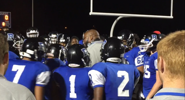 Keith Ford Selected as Coach of the Annual Shriner's All Star Game