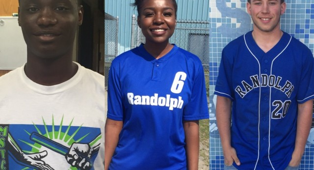 Blue Devil Athletes of the Week: Donnielle Gold '17, Shedly Caze '16 & Dominic Parra '18