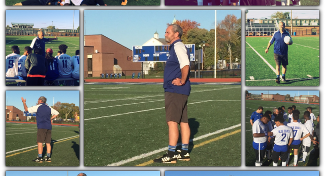 Congratulations to our Varsity Boys Soccer Seniors and Coach Weiand!