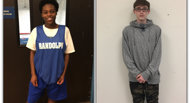 Blue Devil's Athletes of the Week: Brenden Joyce '19 and Kiva Quest '20
