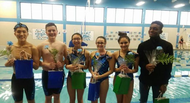 Congratulations Swim Seniors!