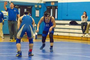 Stephen wrestling 2017