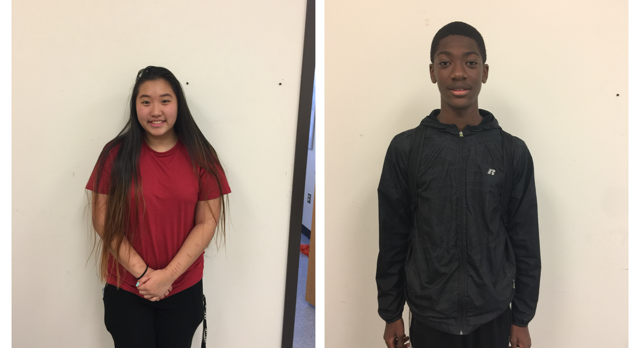 Blue Devils of the Week: Brian Kubi and Natalie Le