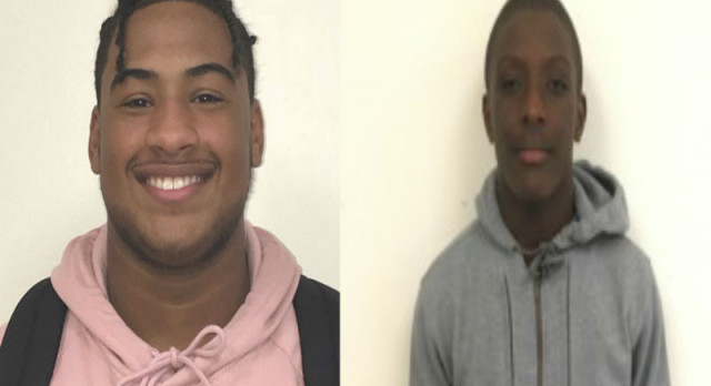 Armani Mette and Derrick Revolus Named South Shore League All Stars for the Fall Season!