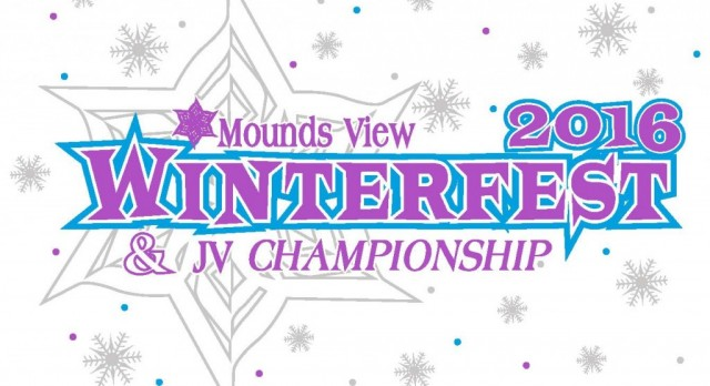 Viewettes Host 2016 Winterfest Varsity Invitational & JV Championships