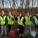 Boys Lacrosse Composting Fundraiser