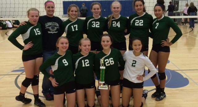 Freshman Tournament Winners!
