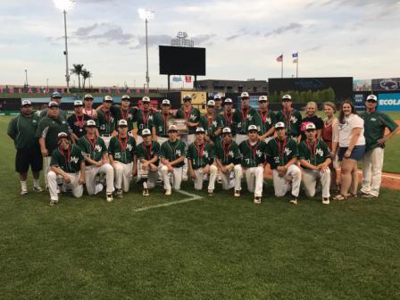 Baseball – Champlin Park 2, MV 1 – Game Recap