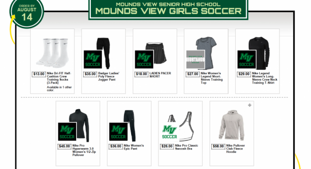 MVGS Apparel: ORDER TODAY!