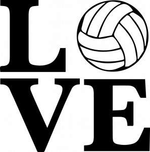 love_volleyball