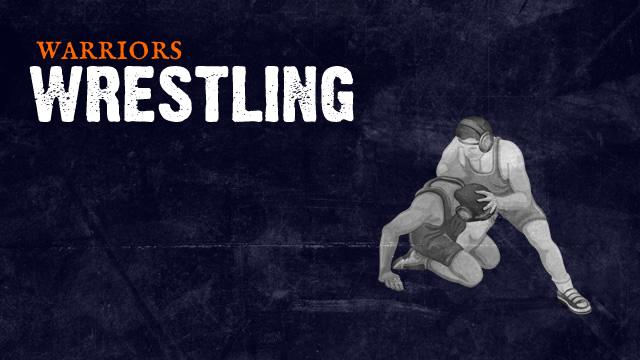 Wrestlers Handle Golden Bears