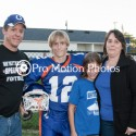 Senior Night – Girls Golf-Cheer-Football-Cross Country – 2013-10-11