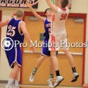Varsity Boys Basketball vs New Palestine – 2014-02-22