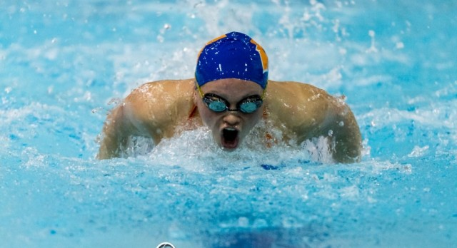 Swim Teams Dive into Season Nov. 24