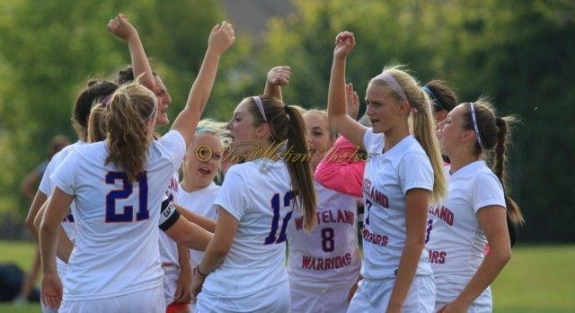 Girls Soccer Handles Tigers