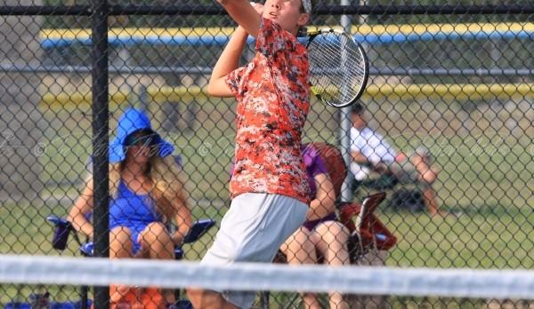 Tennis Team Advances