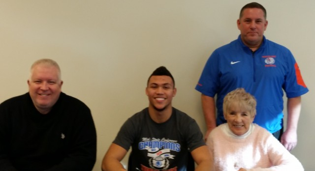 Patterson to Play at Tiffin