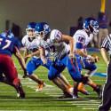 Varsity Football vs Martinsville  2016-09-23